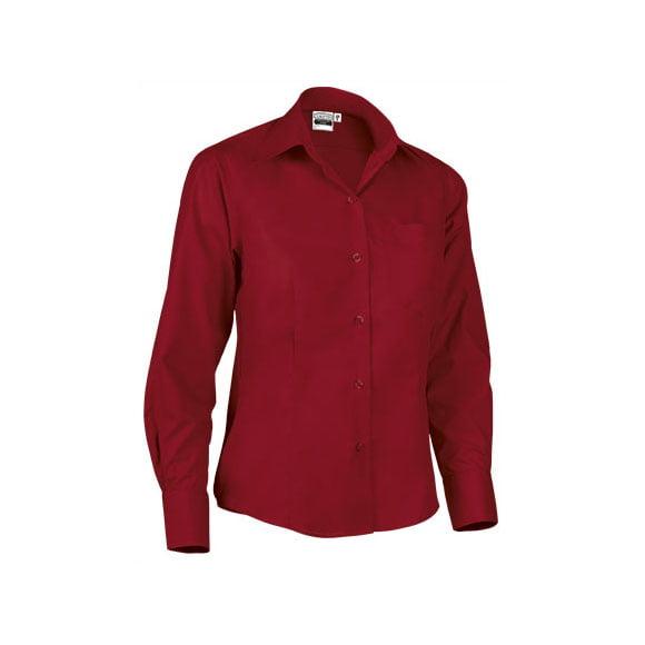 camisa-valento-manga-larga-star-rojo