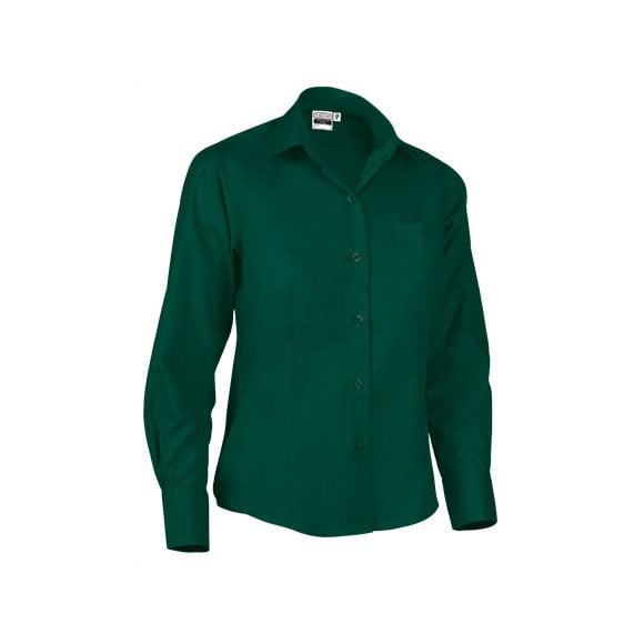 camisa-valento-manga-larga-star-verde-botella