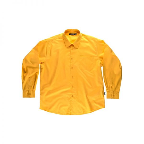 camisa-workteam-b8000-amarillo