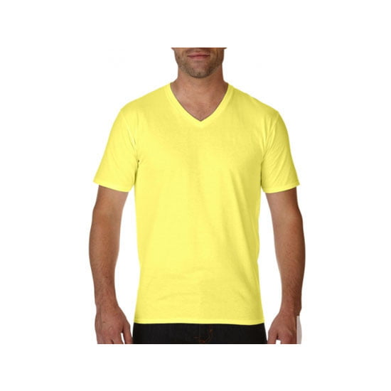 camiseta-gildan-premium-41v00-amarillo-maiz