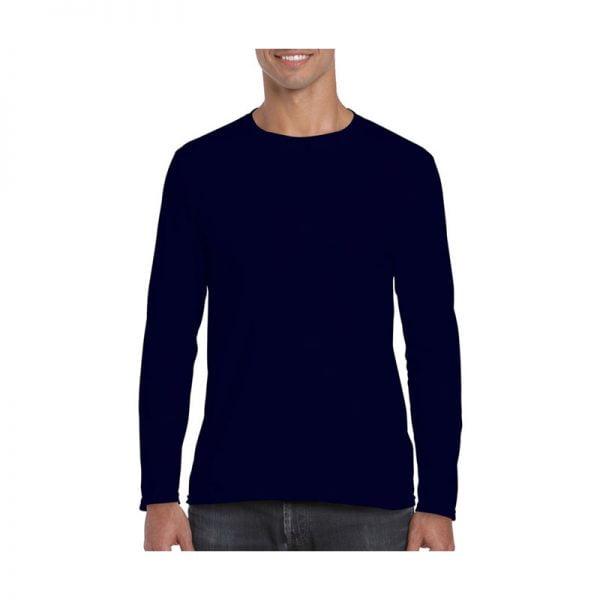 camiseta-gildan-softstyle-64400-azul-marino