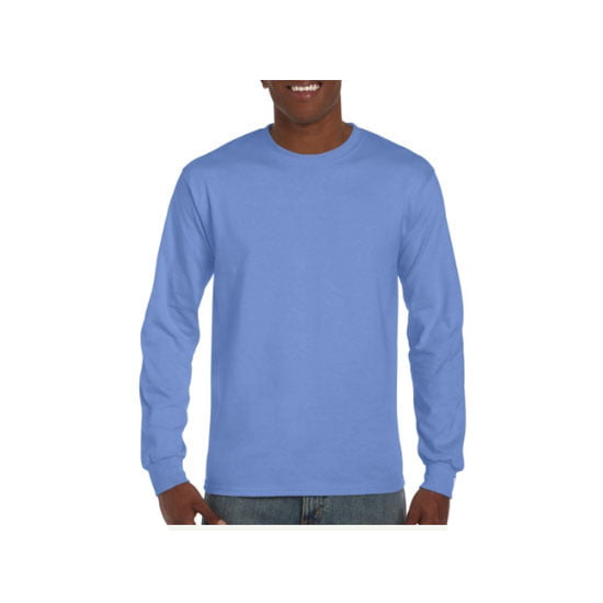 camiseta-gildan-ultra-2400-azul-carolina