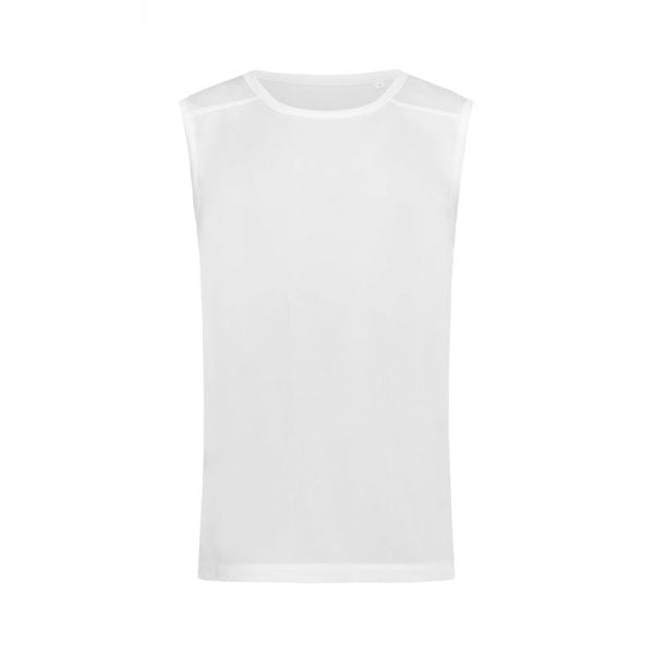 camiseta-stedman-st8440-sin-mangas-active-140-hombre-blanco