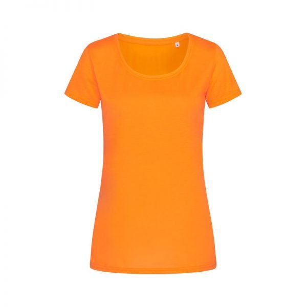 camiseta-stedman-st8700-active-cotton-touch-mujer-naranja-cyber