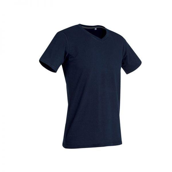 camiseta-stedman-st9610-clive-cuello-v-azul-marino