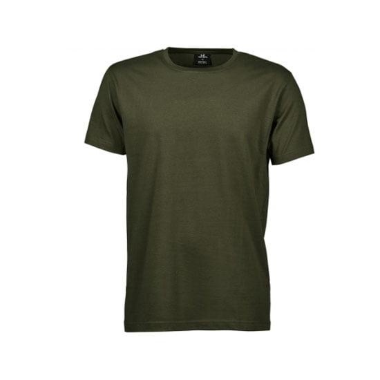 camiseta-tee-jays-soft-8000-oliva-oscura