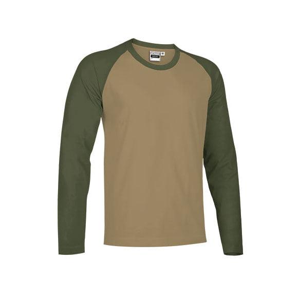 camiseta-valento-break-camel-oliva