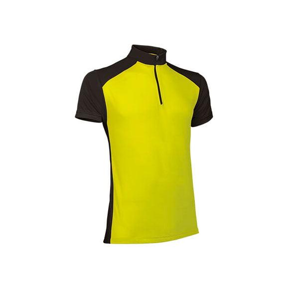 camiseta-valento-ciclista-giro-amarillo-fluor-negro