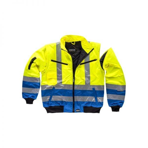 cazadora-workteam-alta-visibilidad-desmontable-c3740-azulina-amarillo
