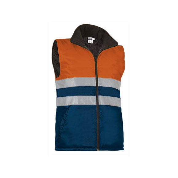 chaleco-valento-alta-visibilidad-highway-naranja-fluor-azul-marino