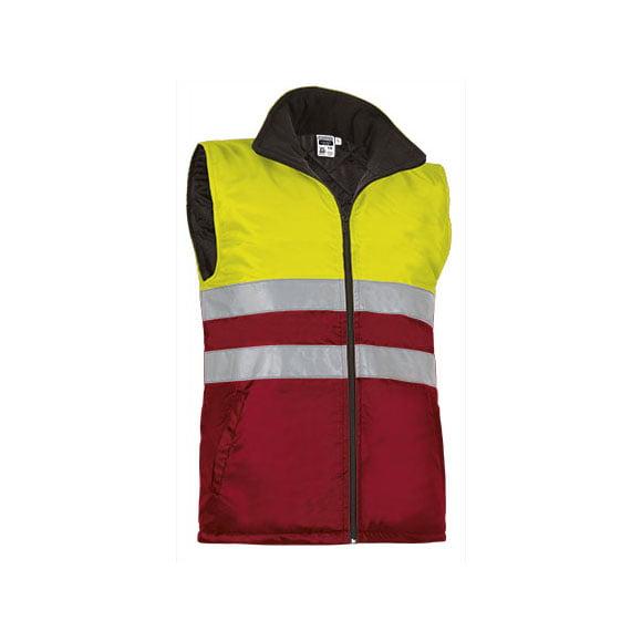 chaleco-valento-alta-visibilidad-highway-rojo-amarillo-fluor