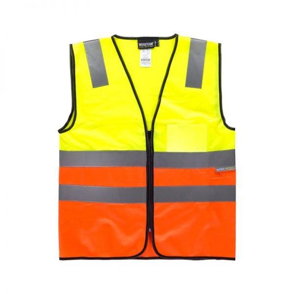 chaleco-workteam-alta-visibilidad-c3616-amarillo-naranja