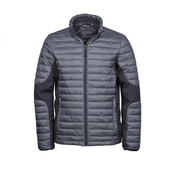chaqueta-tee-jays-crossover-9626-gris-negro