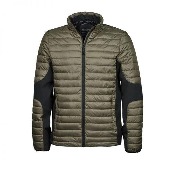 chaqueta-tee-jays-crossover-9626-verde-oliva-negro