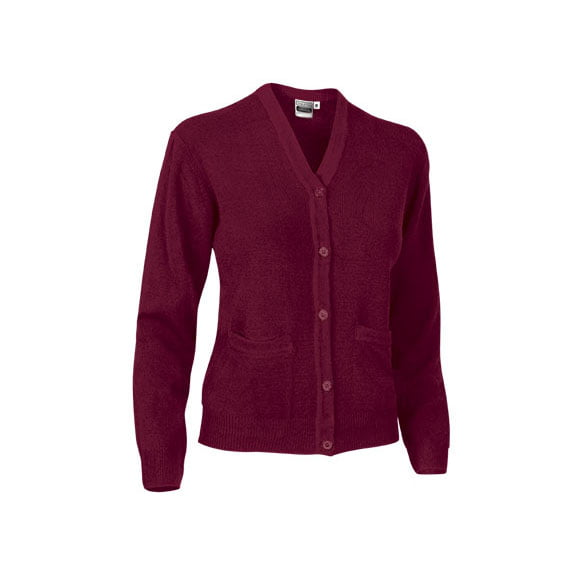 chaqueta-valento-cardigan-mujer-granate