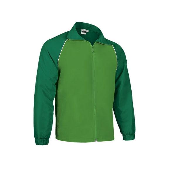 chaqueta-valento-deportiva-match-point-chaqueta-verde-hierba-verde-primavera-blanco