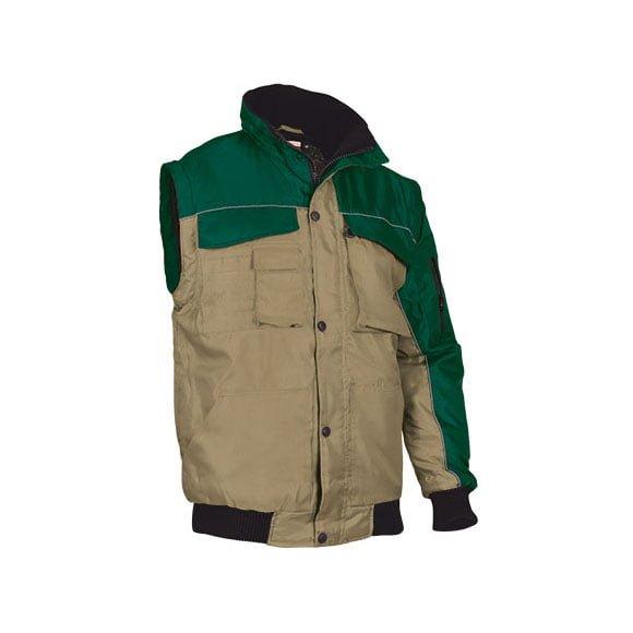 chaqueta-valento-scoot-verde-botella-marron