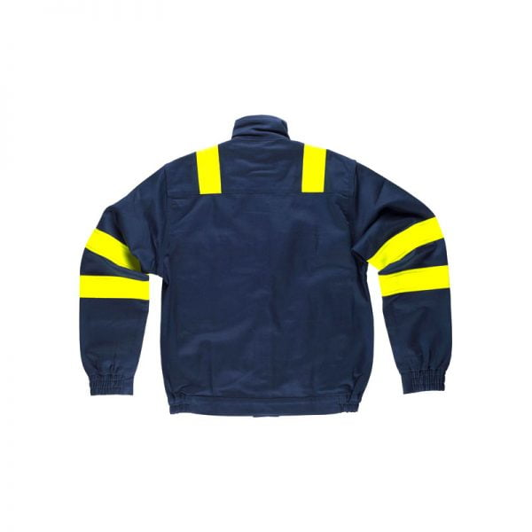 chaqueta-workteam-alta-visibilidad-b1194-azul-marino-amarillo-fluor