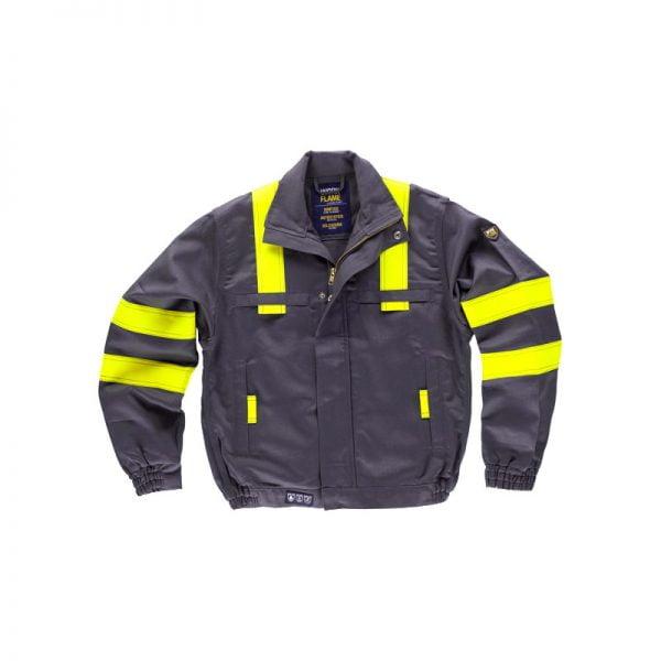 chaqueta-workteam-alta-visibilidad-b1194-gris-amarillo-fluor