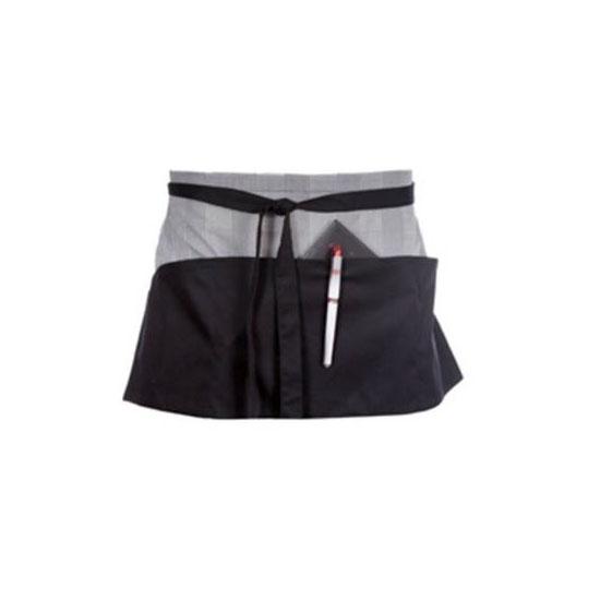 delantal-garys-1231-negro-gris-cuadros
