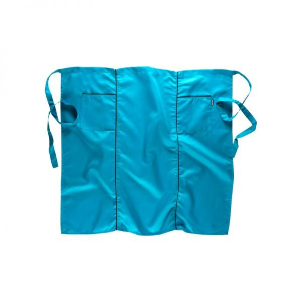 delantal-workteam-m521-azul-turquesa