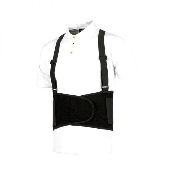 faja-lumbar-workteam-wfa302-negro