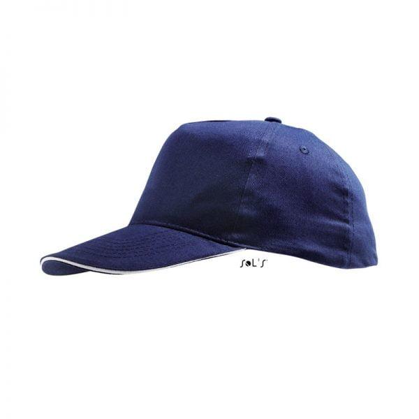 gorra-sols-sunny-azul-marino-blanco