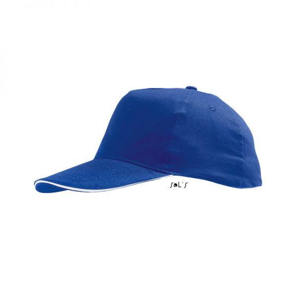 gorra-sols-sunny-azul-royal-blanco
