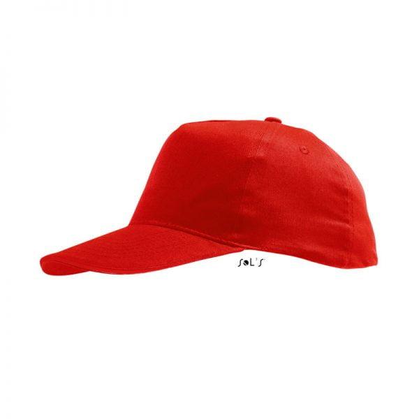 gorra-sols-sunny-rojo