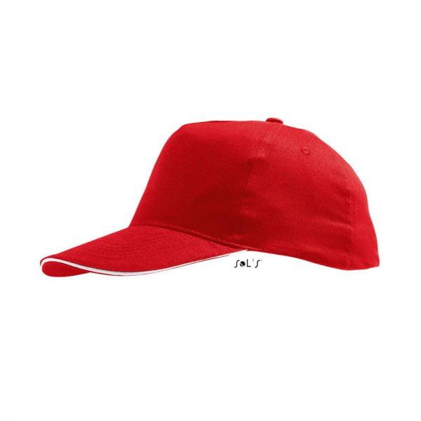gorra-sols-sunny-rojo-blanco