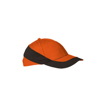 gorra-valento-duran-naranja-negro