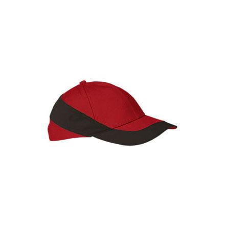 gorra-valento-duran-rojo-negro