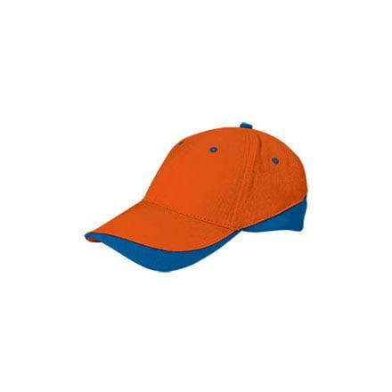 gorra-valento-tuxton-naranja-azul-royal