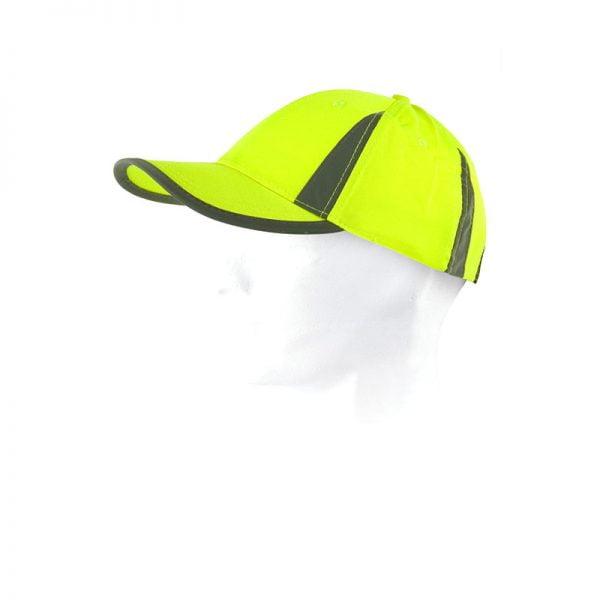gorra-workteam-alta-visibilidad-wfa902-amarillo-fluor