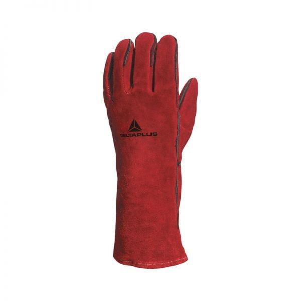 guante-deltaplus-serraje-ca615k-rojo