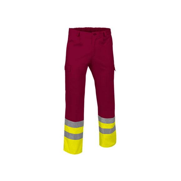 pantalon-valento-alta-visibilidad-train-amarillo-fluor-granate