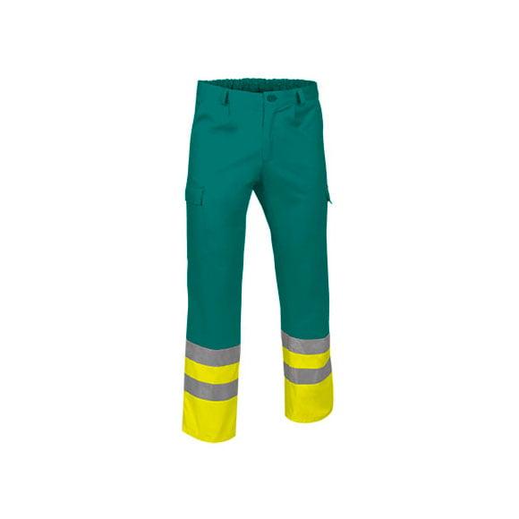 pantalon-valento-alta-visibilidad-train-verde-amazonas-amarillo-fluor
