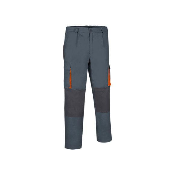 pantalon-valento-darko-gris-gris-carbon-naranja