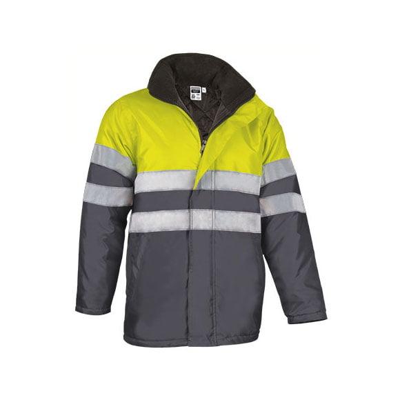 parka-valento-traffic-alta-visibilidad-amarillo-fluor-gris-carbon