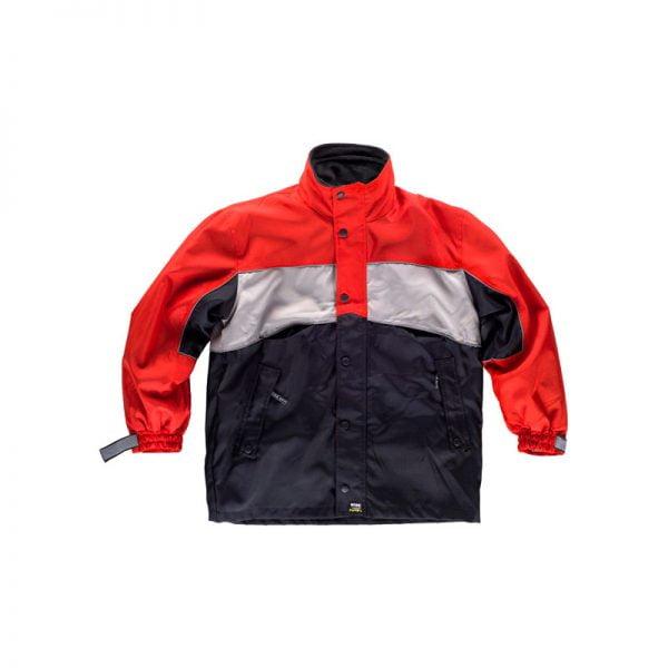 parka-workteam-s1140-rojo-gris-negro