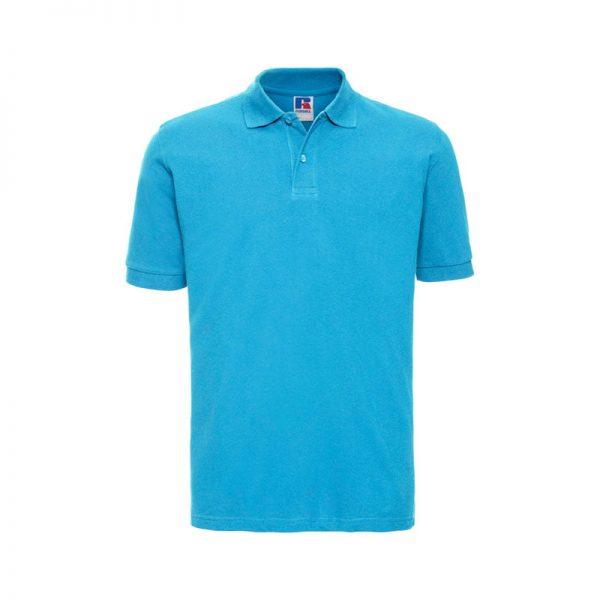polo-russell-569m-azul-turquesa
