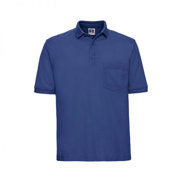 polo-russell-heavy-duty-011m-azul-royal