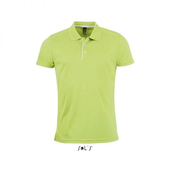 polo-sols-performer-men-verde-manzana