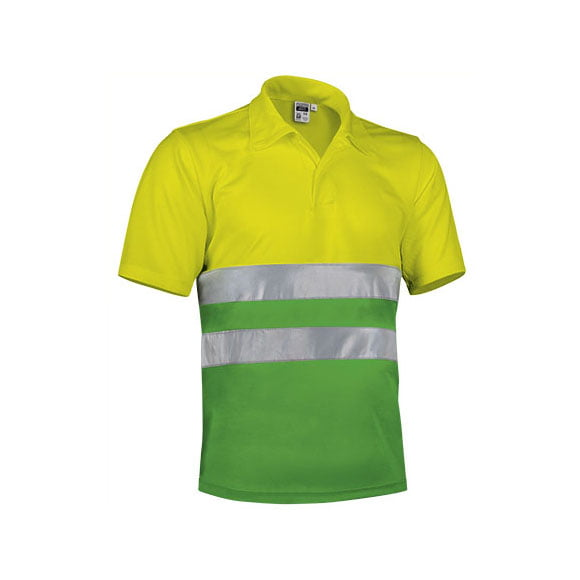 polo-valento-alta-visibilidad-build-amarillo-fluor-verde-primavera