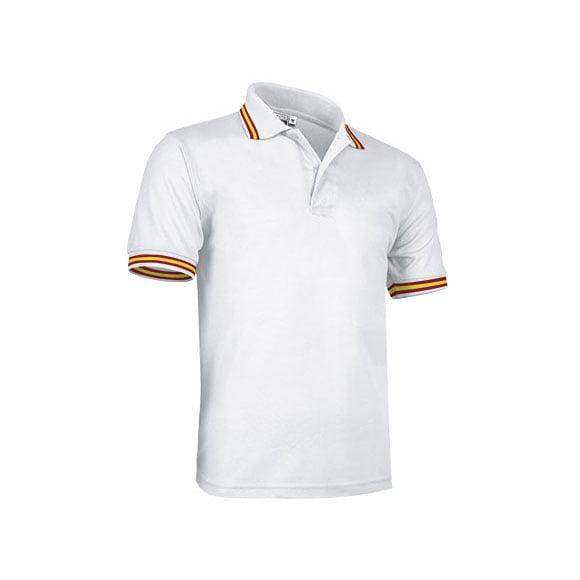 polo-valento-polo-combi-blanco-bandera-espana