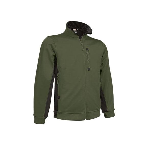 softshell-valento-peak-verde-kaki-negro
