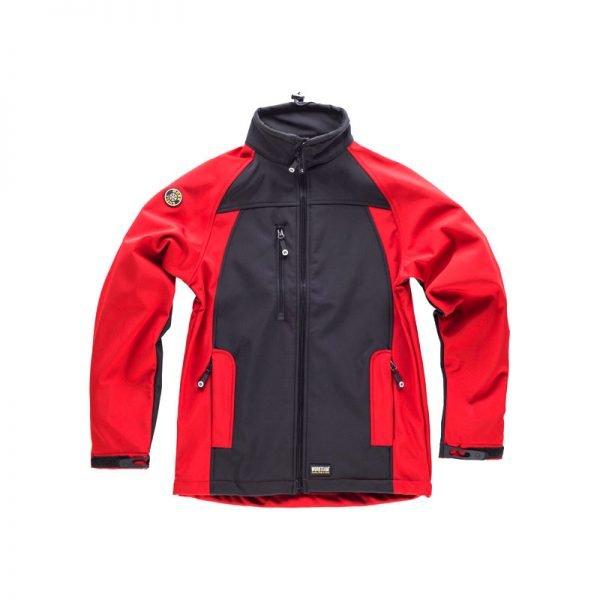 softshell-workteam-s9040-negro-rojo