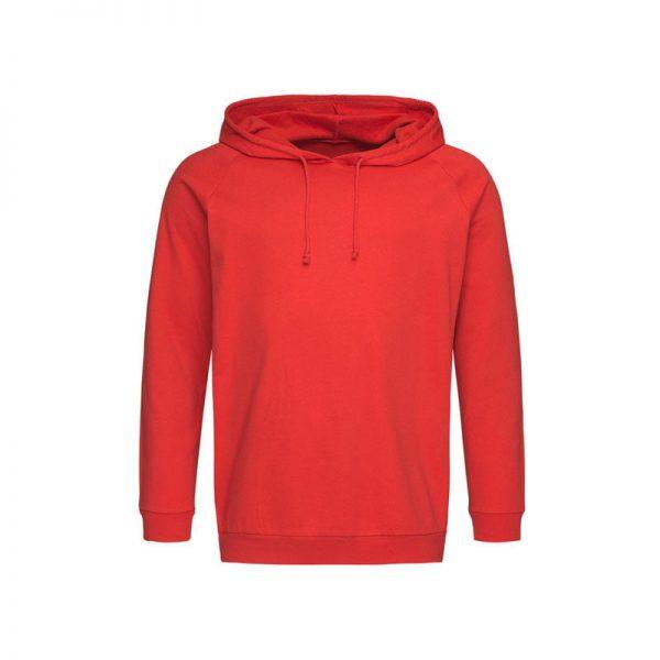 sudadera-stedman-st4200-unisex-rojo-escarlata