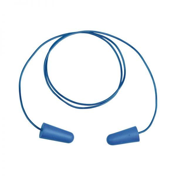 tapon-deltaplus-desechable-conicde010-azul