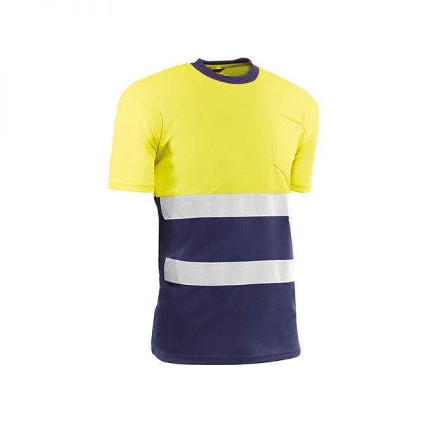 camiseta-juba-gales-hv721bcazul-amarillo-fluor-azul